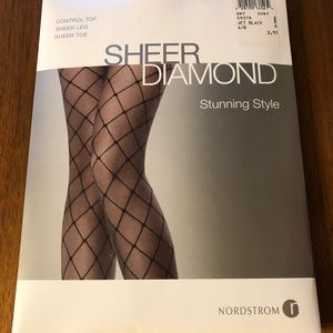 Nordstrom tights still in package
